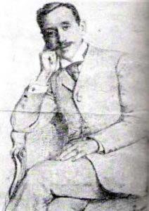 Gaston-Marie-Marc-Pierre, comte d'Argenson (1877-1915)