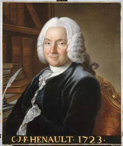 Charles-Jean-François Hénault (1685-1770)