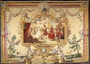 Tapisserie Dom Quichotte (Louvre)
