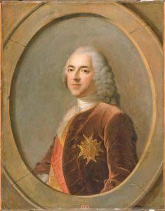 Marc-Pierre, comte d'Argenson (1696-1764)