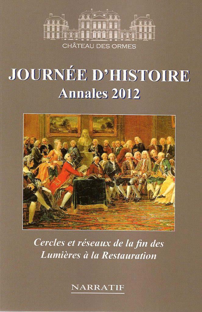 couverture annales 2012